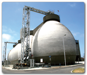 Egg Shaped Digesters